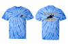 Sea Breese Ponies Tie Dyed Tee Shirt