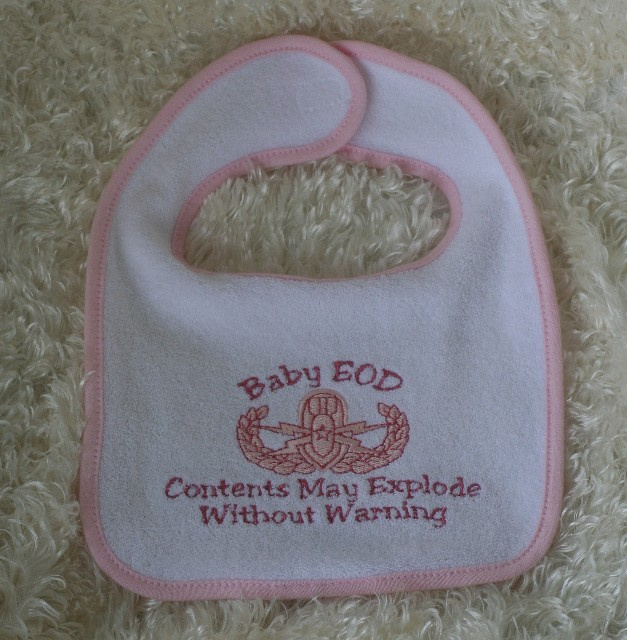 XWC Embroidered Infant Onesie