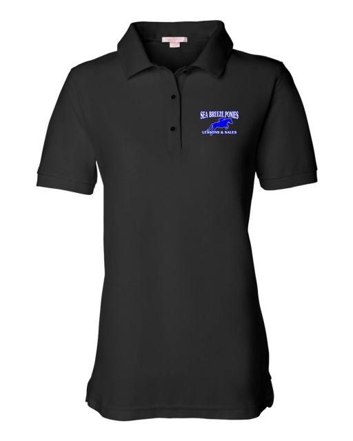 Sea Breeze Ponies Polo Shirt