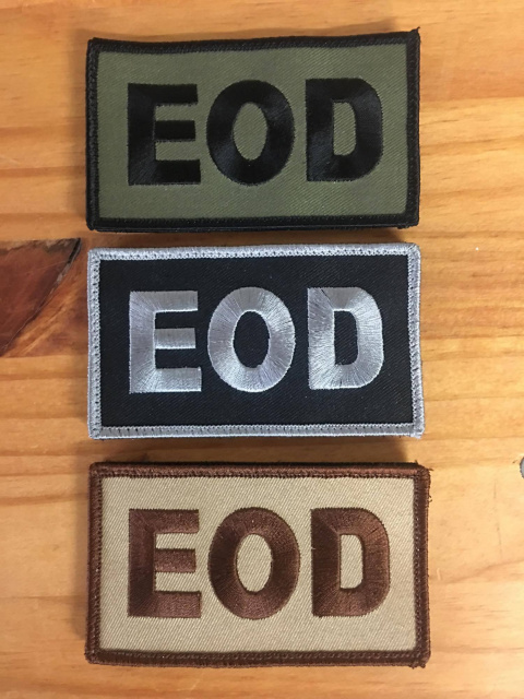 XCW EOD Operator Patch