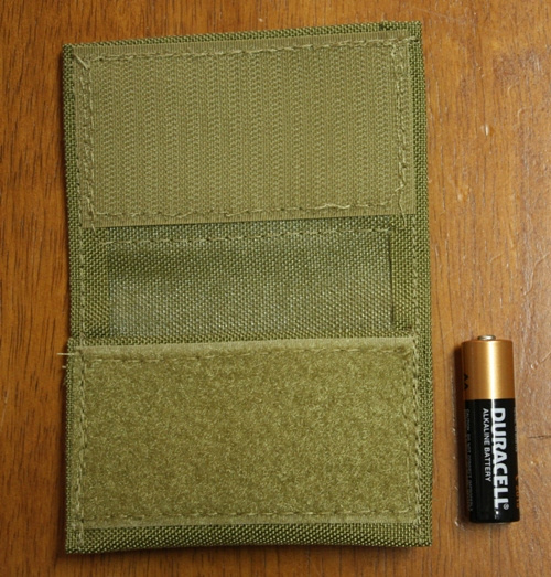 XCW EOD Battery/Mini Admin Pouch