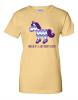 Horse of a Different Color Ladies' Relaxed Fit Tee