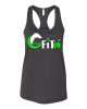One Fit K9 Logo Ladies' Racerback Tank