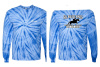 Sea Beese Ponies Long Sleeve Tie Dye Tee