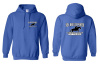 Sea Breeze Ponies Pullover Hoodies